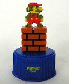【中古】ペットボトルキャップ 1.MARIO STAND 「スーパーマリオブラザーズ」 ペプシ ドットボトルキャップ