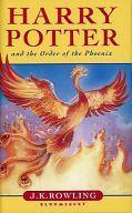 【中古】単行本(実用) ≪洋書≫ Harry Potter and the Order of the Phoenix / J. K. Rowling【中古】afb