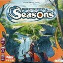 【新品】ボードゲーム 十二季節の魔法使い 日本語版 (Seasons)【タイムセール】
