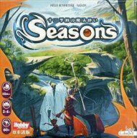 【中古】ボードゲーム 十二季節の魔法使い 日本語版 (Seasons)