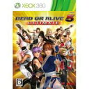 【中古】XBOX360ソフト DEAD OR ALIVE5 ULTIMATE[通常版]