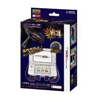 【中古】ニンテンドー3DSハード モンスターハンター4 ハンティングギア ゴア・マガラブラック(3DSLL用)