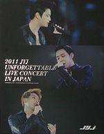 【中古】洋楽DVD JYJ / 2011 JYJ UNFORGETTABLE LIVE CONCERT IN JAPAN