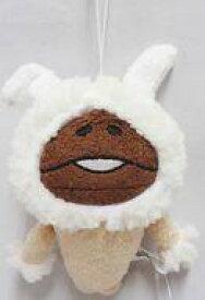 【中古】キーホルダー・マスコット(キャラクター) 白ウサギなめこ オールスターズマスコット 「おさわり探偵なめこ栽培キット」