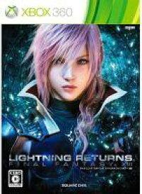 【中古】XBOX360ソフト ライトニング リターンズ ファイナルファンタジーXIII