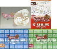 【中古】アニメムック OVA テイルズ オブ シンフォニア THE ANIMATION 原画集セット【中古】afb