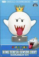 【中古】家電サプライ他(キャラクター) キングテレサのセンサーライト 「スーパーマリオ」