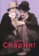 【中古】パンフレット パンフ)Love Chaplin! チャップリン映画祭【タイムセール】