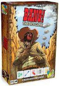 【中古】ボードゲーム バン!ダイスゲーム (BANG! THE DICE GAME) [日本語訳付き]
