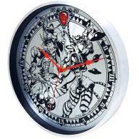 【中古】置き時計・壁掛け時計(キャラクター) ジョセフ★シーザー フルメタルウォールクロック 「ジョジョの奇妙な冒険 第2部 戦闘潮流」