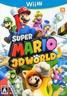 【中古】WiiUソフト スーパーマリオ 3Dワールド