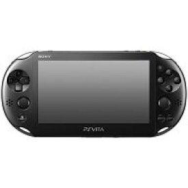 【エントリーでポイント10倍!(9月26日01:59まで!)】【中古】PSVITAハード PlayStation Vita本体 Wi-Fiモデル ブラック[PCH-2000]