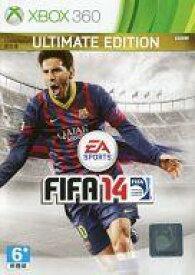 【中古】XBOX360ソフト アジア版 FIFA 14 ULTIMATE EDITION (国内版本体動作可)