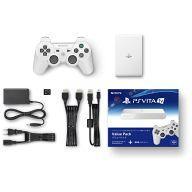 【中古】PSVITAハード PlayStation Vita TV本体 バリューパック[VTE-1000AA01]