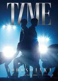 【エントリーでポイント10倍!(7月11日01:59まで!)】【中古】洋楽DVD 東方神起 / LIVE TOUR 2013 〜TIME〜[初回生産限定]