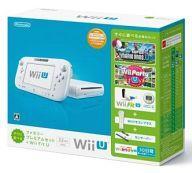 【中古】WiiUハード Wii U すぐに遊べるファミリープレミアムセット + Wii Fit U(シロ)