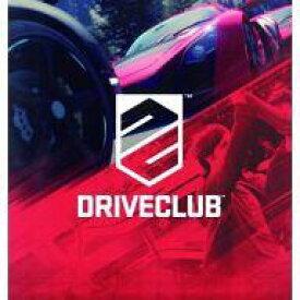 【中古】PS4ソフト DRIVECLUB(ドライブクラブ)