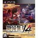 【中古】PS3ソフト 戦国無双4[通常版]