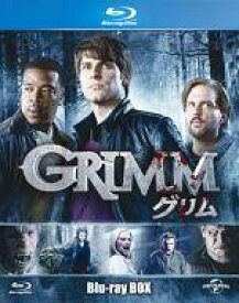 【中古】海外TVドラマBlu-ray Disc GRIMM グリム Blu-ray BOX