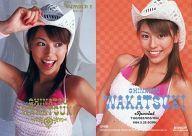 【中古】コレクションカード(女性)/CHI-NUMBER 1 sp-08 : 若槻千夏/スペシャルカード(金箔押し)/CHI-NUMBER 1