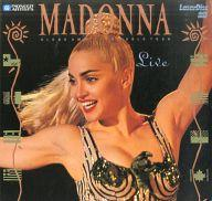【中古】LD MADONNA / BLOND AMBITION WORLD TOUR[輸入盤]【タイムセール】