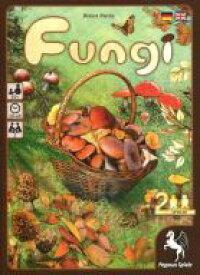 【中古】ボードゲーム フンギ(Fungi) [日本語訳付き]
