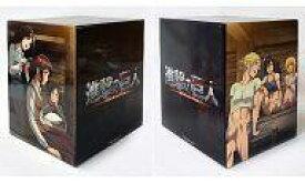 【エントリーでポイント10倍!(9月26日01:59まで!)】【中古】特典系収納BOX(キャラクター) 集合(女性キャラ) アニメ描き下ろし全巻収納ケース 「Blu-ray/DVD 進撃の巨人 第1〜4巻」 HMV連動購入特典
