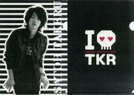 【中古】クリアファイル(男性アイドル) 佐藤健 A4クリアファイルセット(2枚組) 「TAKERU FESTIVAL 2010 〜TAKERU-DEN〜」