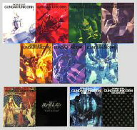 【中古】アニメBlu-ray Disc 機動戦士ガンダムUC 初回版+初回限定版全7巻セット