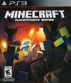 【エントリーで全品ポイント10倍!(8月18日09:59まで)】【中古】PS3ソフト 北米版 MINECRAFT PLAYSTATION3 EDITION(国内版本体動作可)