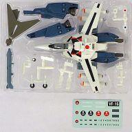 【中古】トレーディングフィギュア 3.VF-1S ストライクバルキリー 一条機(劇場版) 「1/144 CHARA-WORKS Vol.1 超時空要塞マクロス バルキリーコレクション」