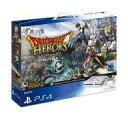 【中古】PS4ハード プレイステーション4本体 500GB ドラゴンクエスト メタルスライム エディション