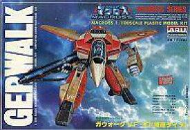 【中古】プラモデル 1/100 VF-1D複座タイプ ガウォークモード 「超時空要塞マクロス」 シリーズNo.40 [AR-320]