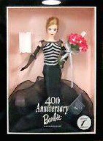 【中古】ドール 40th Anniversary Barbie(白肌) -40th アニバーサリーバービー- 「Barbie -バービー-」