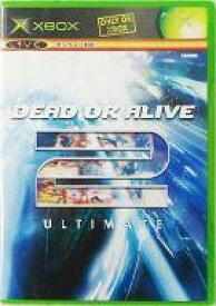 【25日24時間限定!エントリーでP最大26.5倍】【中古】XBソフト DEAD OR ALIVE 2 Ultimate (18才以上対象)
