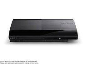 【中古】PS3ハード プレイステーション3本体 チャコール・ブラック(HDD 500GB)[CECH-4300C](本体単品/付属品無) (箱説なし)