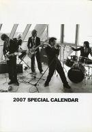 【中古】カレンダー 東方神起 2007年度卓上カレンダー