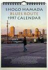 【中古】カレンダー 浜田省吾 BLUES ROUTE 1997年度カレンダー ファンクラブグッズ