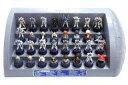 【中古】ペットボトルキャップ 全32種セット+スペースコロニー型コレクションステージ 「機動戦士ガンダムシリーズ」 …