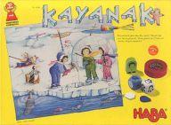 【中古】ボードゲーム カヤナック (Kayanak)
