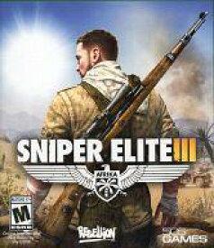 【中古】Xbox Oneソフト 北米版 SNIPER ELITE III(18歳以上対象・国内版本体動作可)