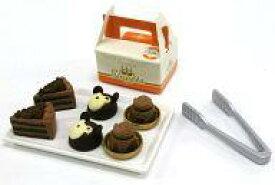 【中古】食玩 トレーディングフィギュア とろけるチョコレートセット 「ミニコレ 私のケーキ屋さん」