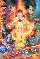 【中古】ドラゴンボールヒーローズ/ドラゴンボールヒーローズ ゴッドミッション1弾 スタートゴッドガイド ヒーローアバターカード/復活の「F」