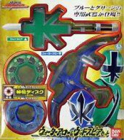 【中古】おもちゃ ウォーターアロー&ウッドスピア 「侍戦隊シンケンジャー」