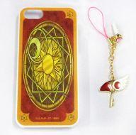 【中古】モバイル雑貨(キャラクター) A.クロウカード&封印の杖 モバイルセット(iPhone5/5s対応) 「カードキャプターさくら」
