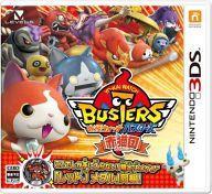 【中古】ニンテンドー3DSソフト 妖怪ウォッチバスターズ 赤猫団