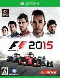 【中古】Xbox Oneソフト F1 2015