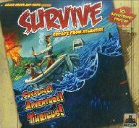 【中古】ボードゲーム アイランド 英語版 (Survive: Escape from Atlantis!) [日本語訳付き]