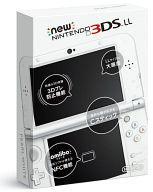 【新品】ニンテンドー3DSハード Newニンテンドー3DSLL本体 パールホワイト