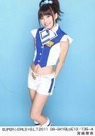 【中古】生写真(女性)/アイドル/SUPER☆GiRLS SUPER☆GiRLS/宮崎理奈/SUPER☆GiRLS×B.L.T.2011 08-SKYBLUE10/136-A